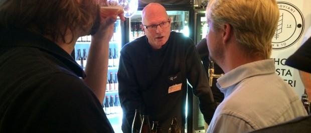 WESTERBOTTENS BRYGGERI PÅ STOCKHOLM BEER & WHISKY FESTIVAL