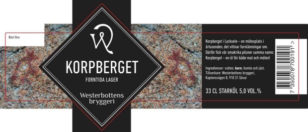 KORPBERGET – FORNTIDA LAGER I LYCKSELE!