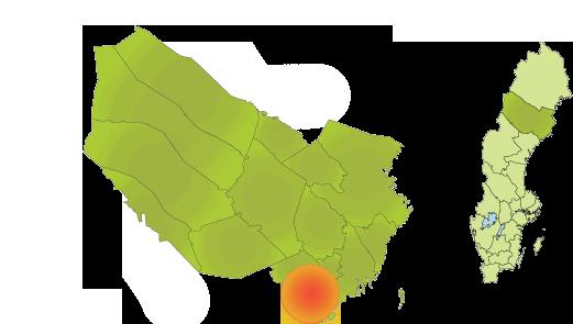 Nolaskogs karta